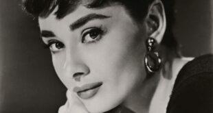 1. آدری هپبورن 310x165 - 10 تا از زیباترین زنان جهان در طول تاریخ