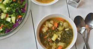 IMG 6110 310x165 - طرز تهیه سوپ شلغم برای سرماخوردگی