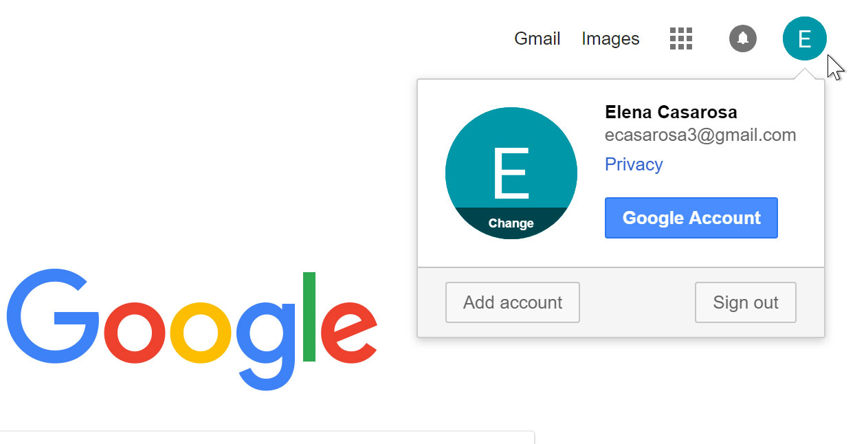 create google account - طرز ساخت ایمیل با گوشی